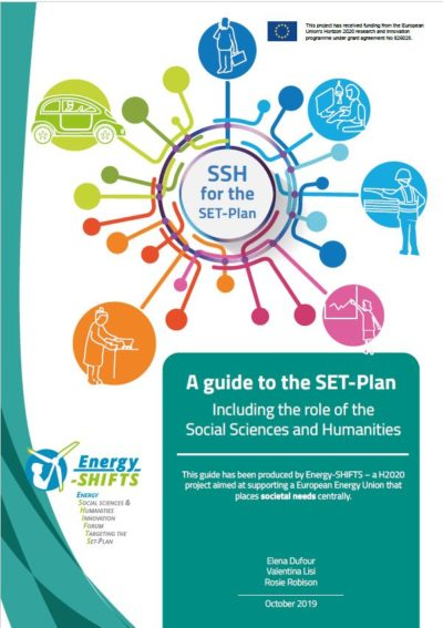 SET-plan Guide for researches